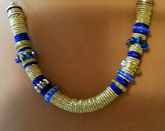 Midnight in Marrakech Necklace
