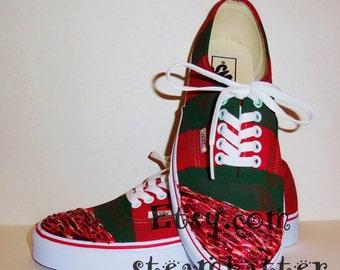 krueger vans sneaker shoes