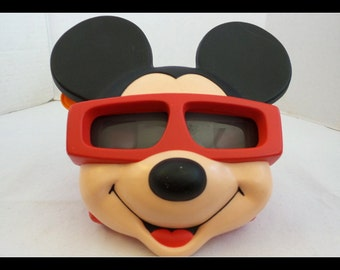 Vintage ViewMaster Mickey Mouse