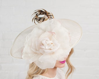 Kentucky Derby Fascinator - BR2016-TP