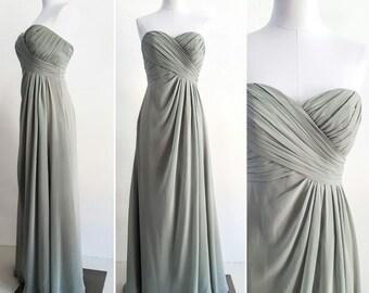 DRESS BRIDESMAID Dress PROM Dress Evening Gown Evening Dress Chiffon Dress Chiffon Chiffon Maxi Dress Chiffon Bridesmaid Dress Formal Dress