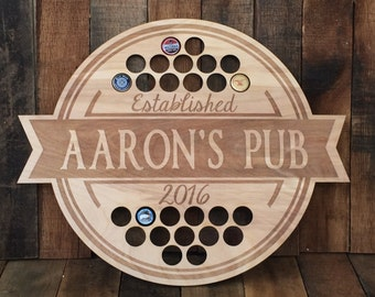 Wedding Gift Ideas For Beer Lovers : ... Cap Display, Mens Gift Ideas, Beer Lover Gift, Bachelor Party, Wedding