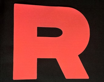 Pokemon: Team Rocket Iron-On Patches