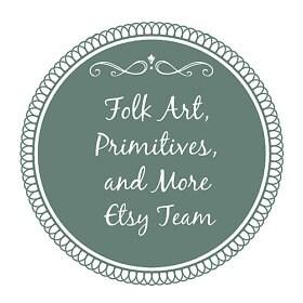 Folkart, Primitives and More team catalogue