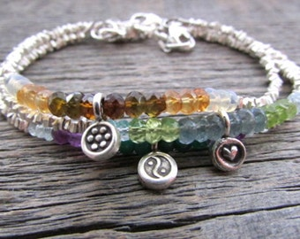 custom mother's bracelet, birthstone bracelet, mom bracelet, family bracelet, grandmother bracelet, gemstone bracelet, mother's day gift