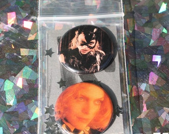 Batman Returns Button Set