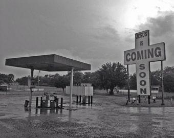 Jesus is Coming Soon, Dudley, GA