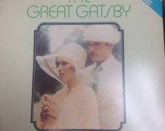 The Great Gatsby Laser Videodisc