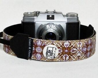 Camera strap for men too :)