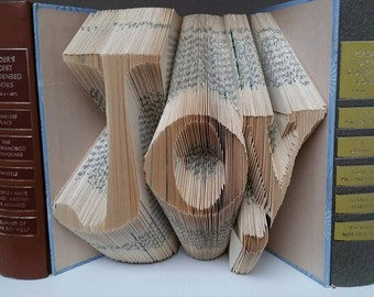 Book Folding Pattern - Joy