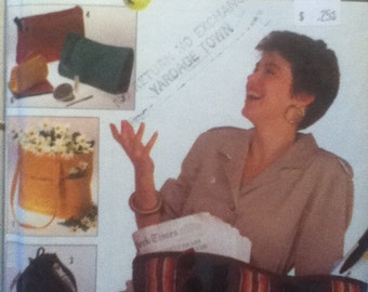 Simplicity Bags Pattern 8657