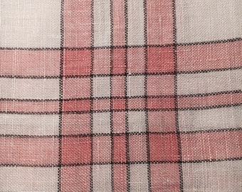 vintage linen table cloth MOVING SALE! 50% off everything