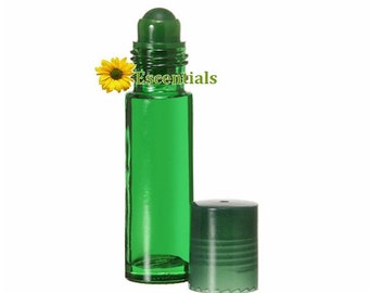 1/3 Ounce Green Roll-On - 4 Pack