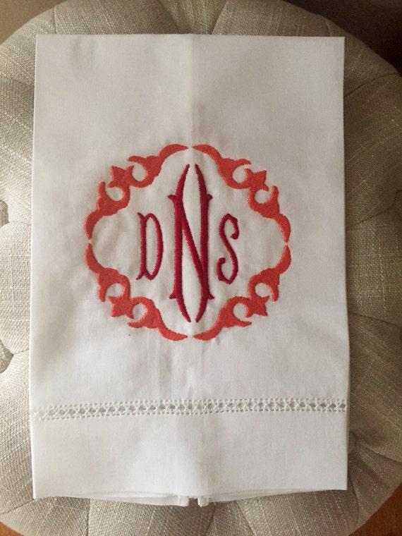 Diana Linen Hand Towel