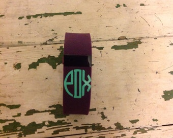 Initials for Fitbit