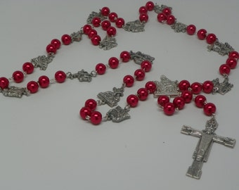 Stations of the Cross Chaplet, Stations of the Cross Rosary, Viacrucis(.)