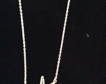 Sparrow necklace 18-20 in