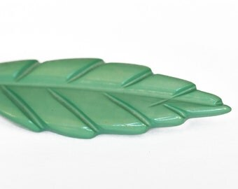 Leaf Brooch aprox 1970