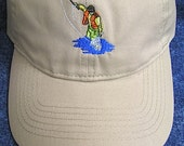 Fly Fisherman Embroidered...
