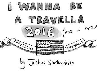 I wanna be a travel 2016