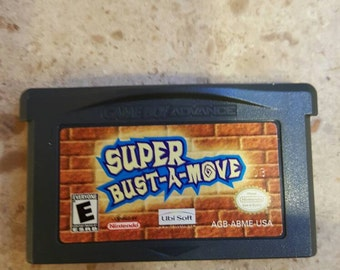 Gameboy Advance - Super Bust A Move
