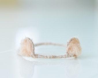 Newborn Bear ears