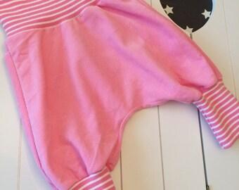 Baby pants corduroy pink Gr. 56