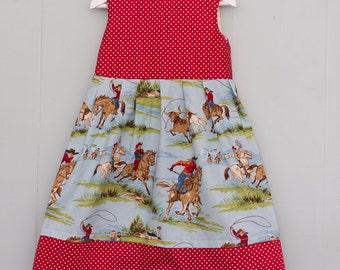 cowgirl dress / party dress