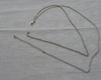 Retro Two Strand Metal Chain Repair