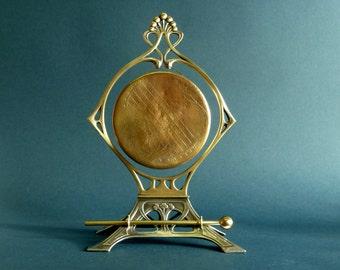 Art Nouveau WMF gong