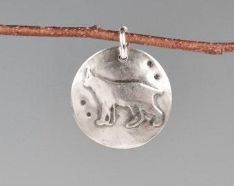 Bobcat Totem-talisman-charm-amulet-spirit animal