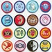 Alternative Scouting for Girls and Boys Merit Badges - SINGLE BADGES