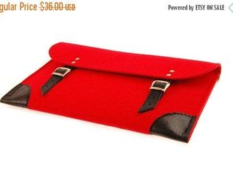 Winter Sale 40% MacBook Pro 13 inch case, MacBook Air 13 inch sleeve, Laptop case, felt