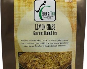 Lemongrass Organic Herbal Black Tea  x  20 Tea Bags