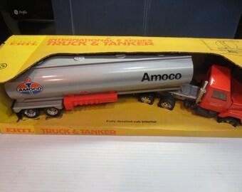 "Ertl ""Amoco Fuel"" Tanker Truck - Great Condition"