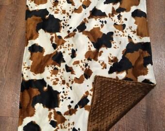 Western Cow Print Boppy Nursing Pillow Cover By Borncountryne