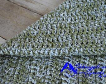 Crochet Snuggle blankie