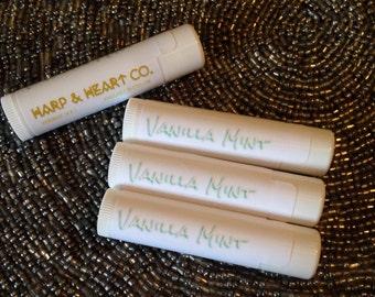Vanilla Mint Chapstick