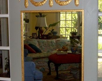 Pineapple Trumeau Mirror