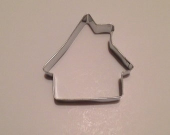 "3.5"" Ginger Bread House Cookie Cutter"