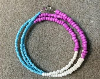 3 Layer Beaded Bracelet