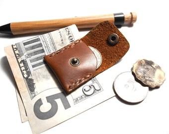 Coin Wallet, Coin Purse, Custom Coin Purse, Leather Coin Pouch, Leather Wallet, Leather Coin Holder,Change Pouch,Custom Wallet, Money Wallet