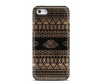 Tribal iPhone 4s case iPhone 6 Plus case Aztec iPhone 6 case Wood iPhone 5 case Aztec iPhone 5s case black iphone case, native african