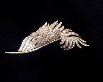 2nd Payment on Boucher Brooch. Sold to Lynda.