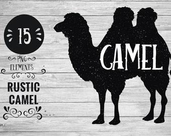 Rustic Camel