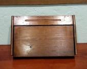 Vintage Classic Wooden Lap Desk
