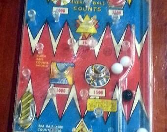 Vintage Table Top Pinball