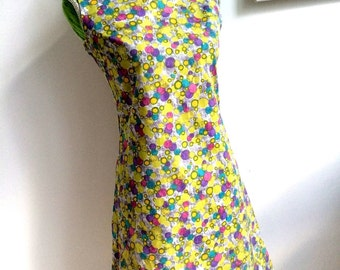 1960s Tip Top Shift Dress (S/M Fit)