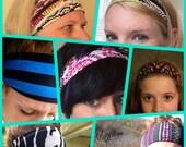 Grab bag of 5 headbands