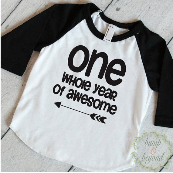 First Birthday Shirt Boy 1st Birthday Outfit First Birthday